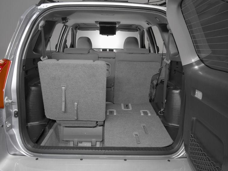 2007 Toyota Rav4 Trunk Picture
