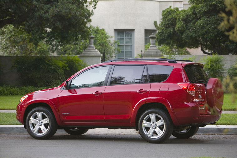 2007 toyota rav4 sport picture pic image. Black Bedroom Furniture Sets. Home Design Ideas