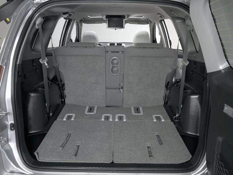 2008 Toyota Rav4 Trunk Picture