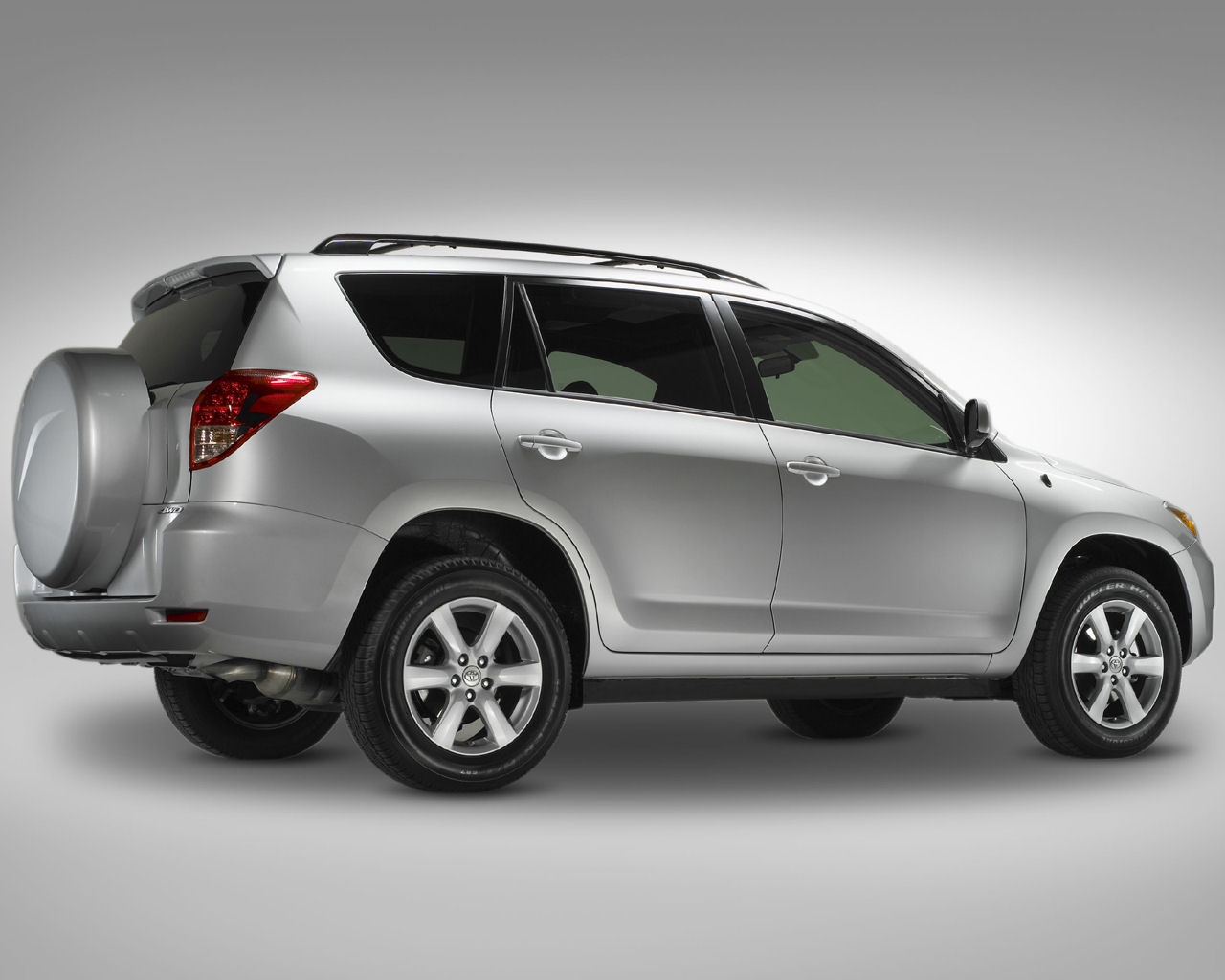 2000 Ford Edge >> Toyota RAV4 Sport, Limited V6, AWD - Free 1280x1024 Wallpaper / Desktop Background Picture