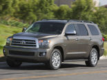 Toyota Sequoia Wallpaper