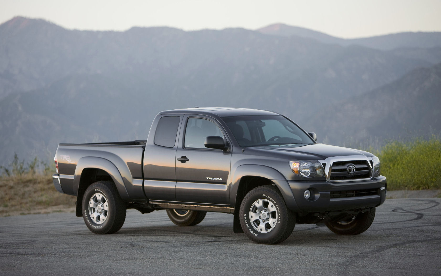 Tacoma Back Pages >> Toyota Tacoma, PreRunner, AWD, V6 - Free Widescreen ...