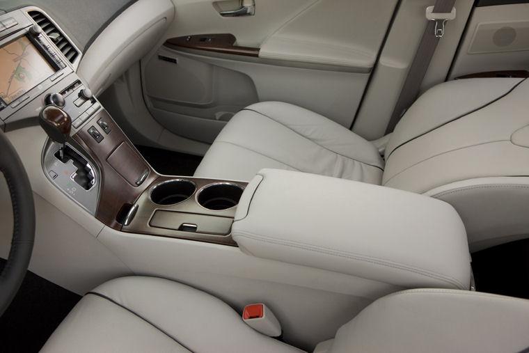 2009 Toyota Venza Interior Picture Pic Image