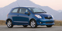 2008 Toyota Yaris Pictures