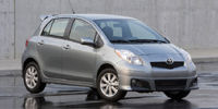 2009 Toyota Yaris Pictures