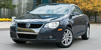 2009 Volkswagen Eos Reviews / Specs / Pictures