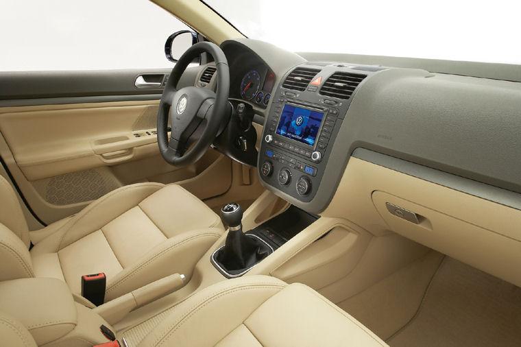 2005 Volkswagen Jetta Interior - Picture / Pic / Image