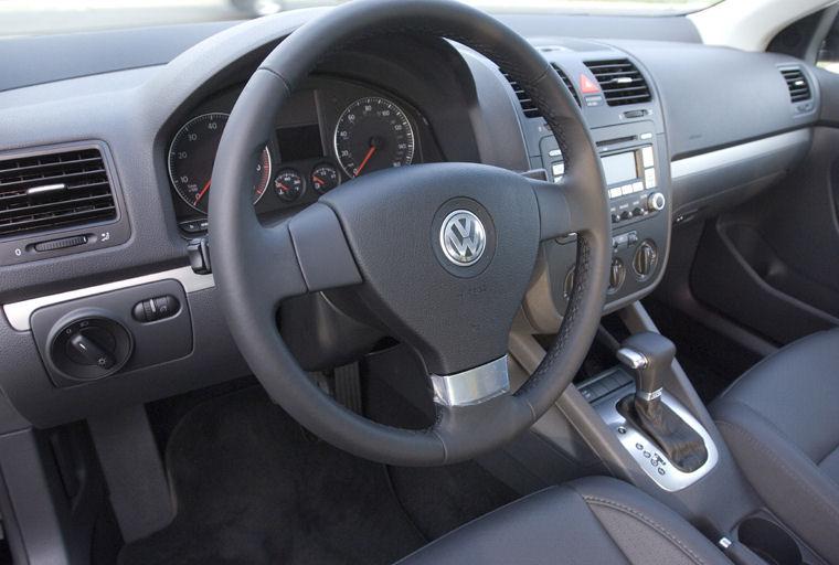 2008 Volkswagen Jetta Wolfsburg Edition Interior - Picture / Pic / Image