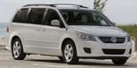 2009 Volkswagen Routan Reviews / Specs / Pictures