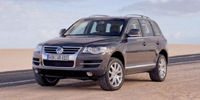 2008 Volkswagen Touareg Reviews / Specs / Pictures