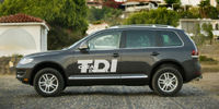 2009 Volkswagen Touareg Pictures