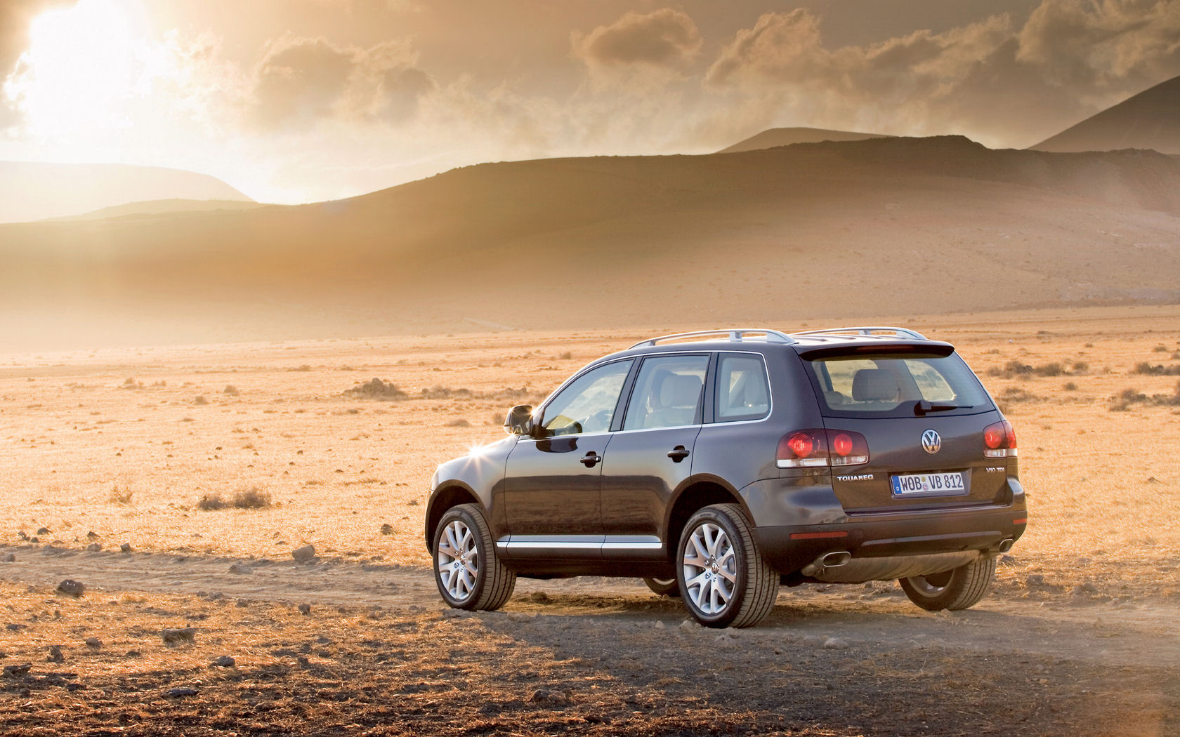 guarantees that the enormous power potential of the abt touareg can be handled while