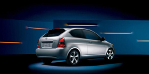 2009 Hyundai Accent Reviews / Specs / Pictures