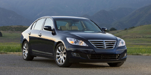 Hyundai Genesis Reviews / Specs / Pictures
