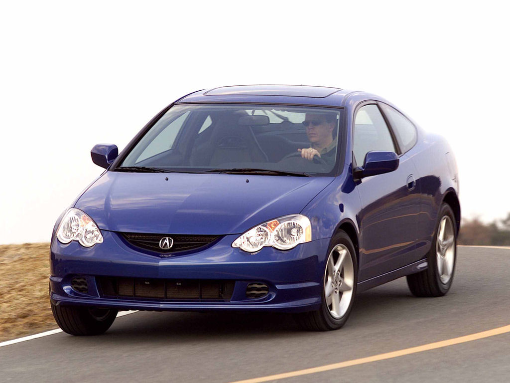 Acura Rsx Type S Honda Integra Free 1024x768 Wallpaper