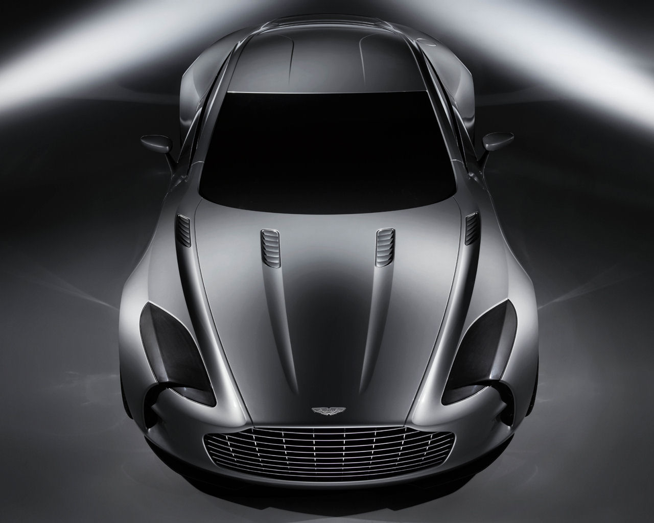 Aston Martin One 77 Free 1280x1024 Wallpaper Desktop
