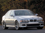 BMW 5-Series Wallpaper