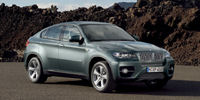2009 BMW X6 Pictures