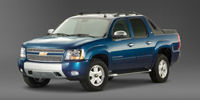 2008 Chevrolet Avalanche Pictures