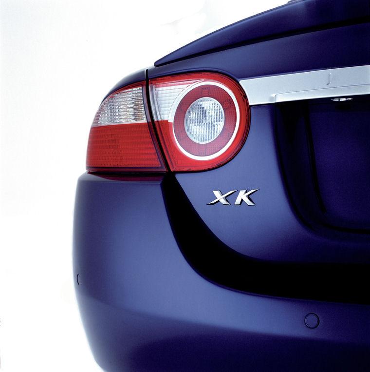 2008 Jaguar XK Convertible Tail Light - Picture / Pic / Image