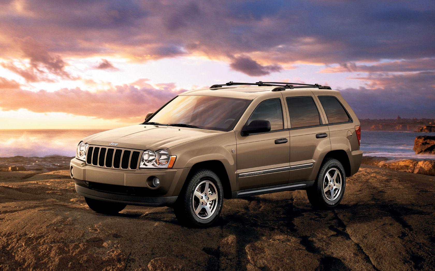 Jeep Grand Cherokee Limited Hemi V8 Srt8 Free Widescreen