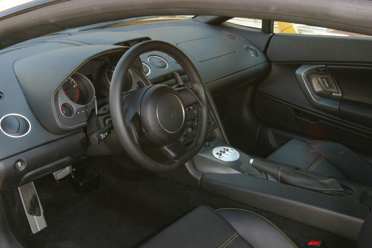 2008 Lamborghini Gallardo Interior - Picture / Pic / Image