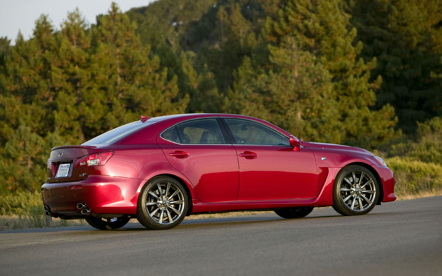 Lexus IS 250, 350, 250C, 350C, IS-F - Free Widescreen ...