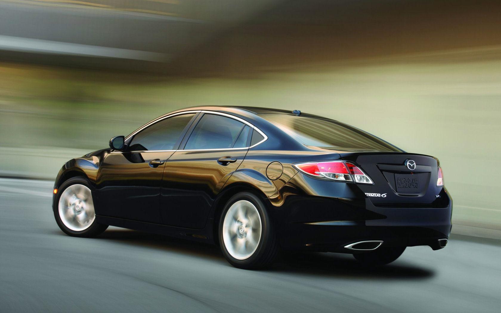 Mazda 6, Mazda6, 6i, 6s V6 - Free Widescreen Wallpaper ...