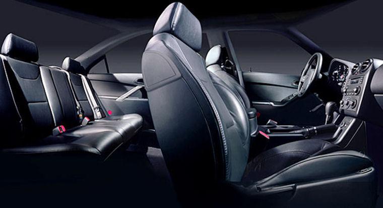 2007 Pontiac G6 Sedan Interior - Picture / Pic / Image
