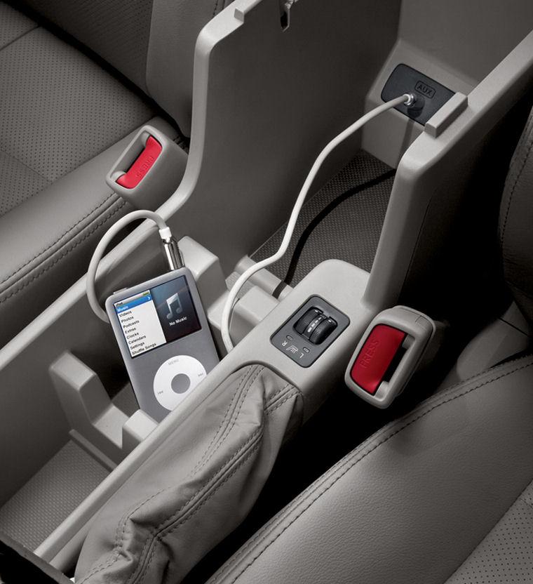 2009 Subaru Forester Interior - Picture / Pic / Image