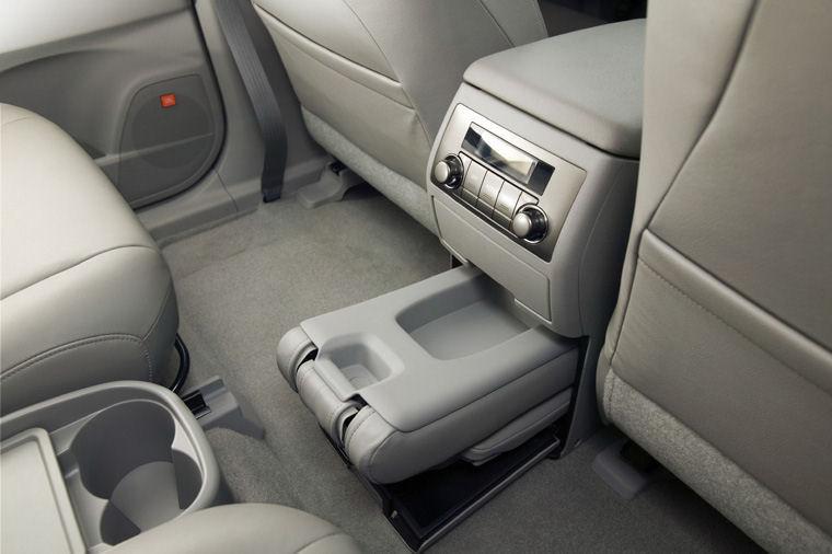 2008 Toyota Highlander Interior Picture