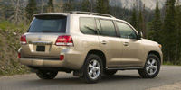 2008 Toyota Land Cruiser Pictures