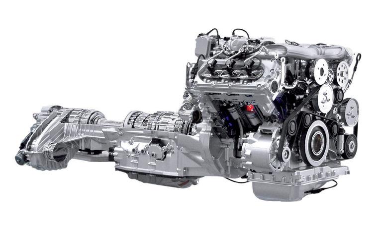 2009 Volkswagen Touareg V6 Tdi Engine Picture